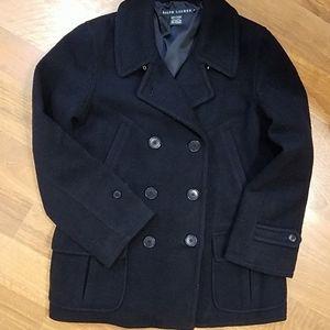 Ralph Lauren vintage  navy wool  jacket. Medium